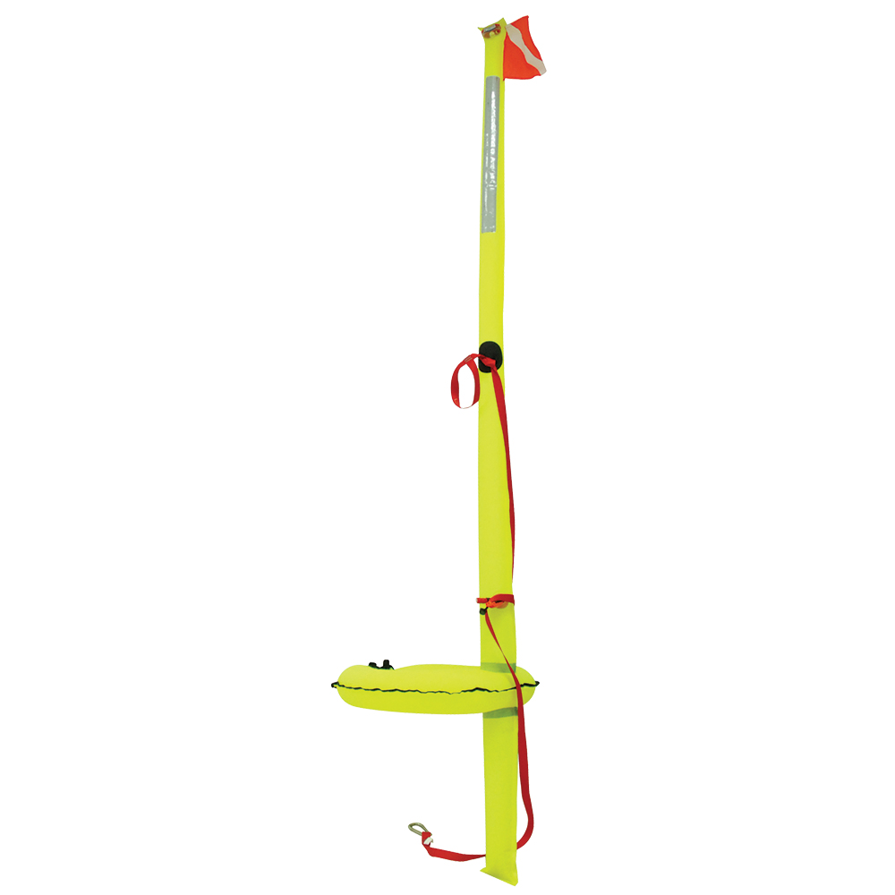 3-In-1 Manoverboard Marker