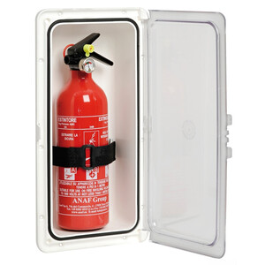 Fire Extinguisher Locker