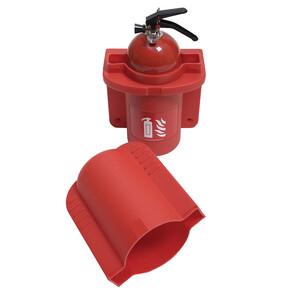 Fire Extinguisher Bulkhead Pod
