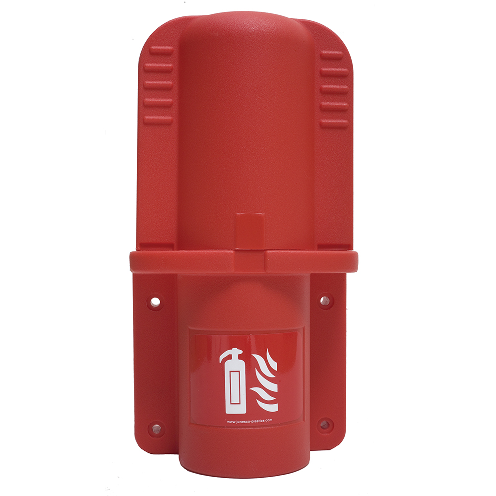 Fire Extinguisher Bulkhead Pod