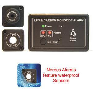 Gas and Carbon Monoxide Alarm