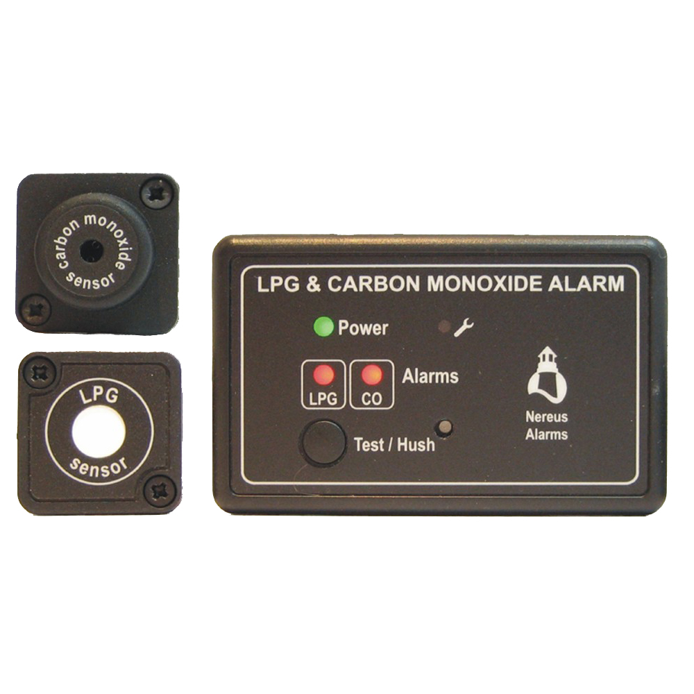 Gas and Carbon Monoxide Alarm