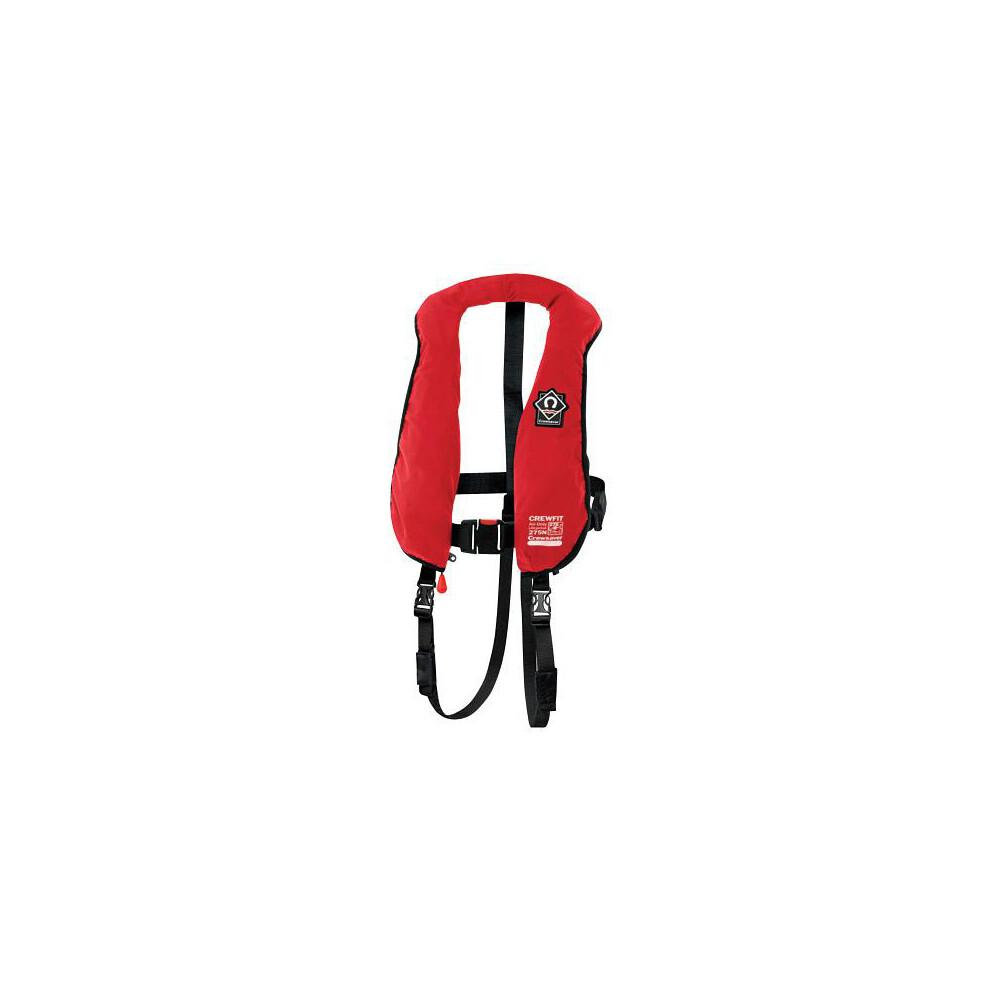 Crewfit 290 Hammar Auto Red Lifejacket
