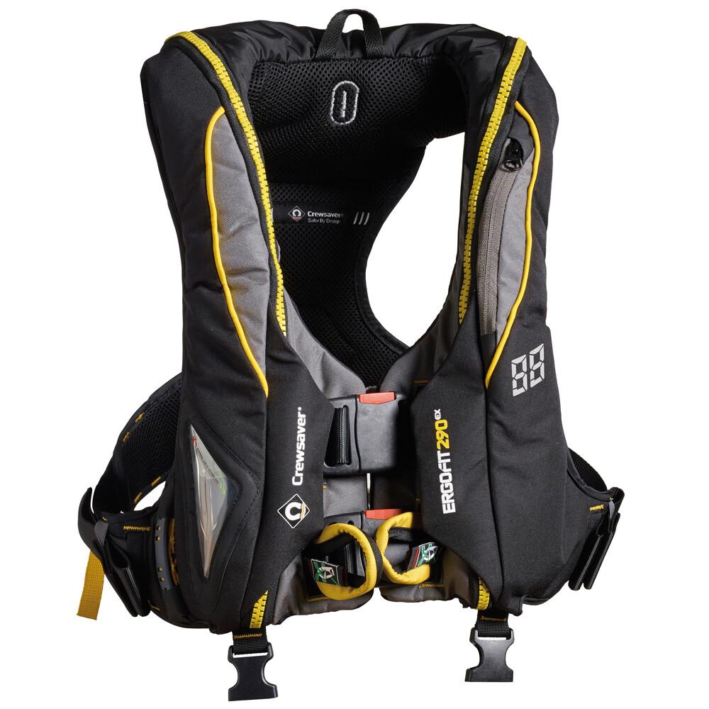 Ergofit 290N Extreme Hammar/Harness Life Jacket