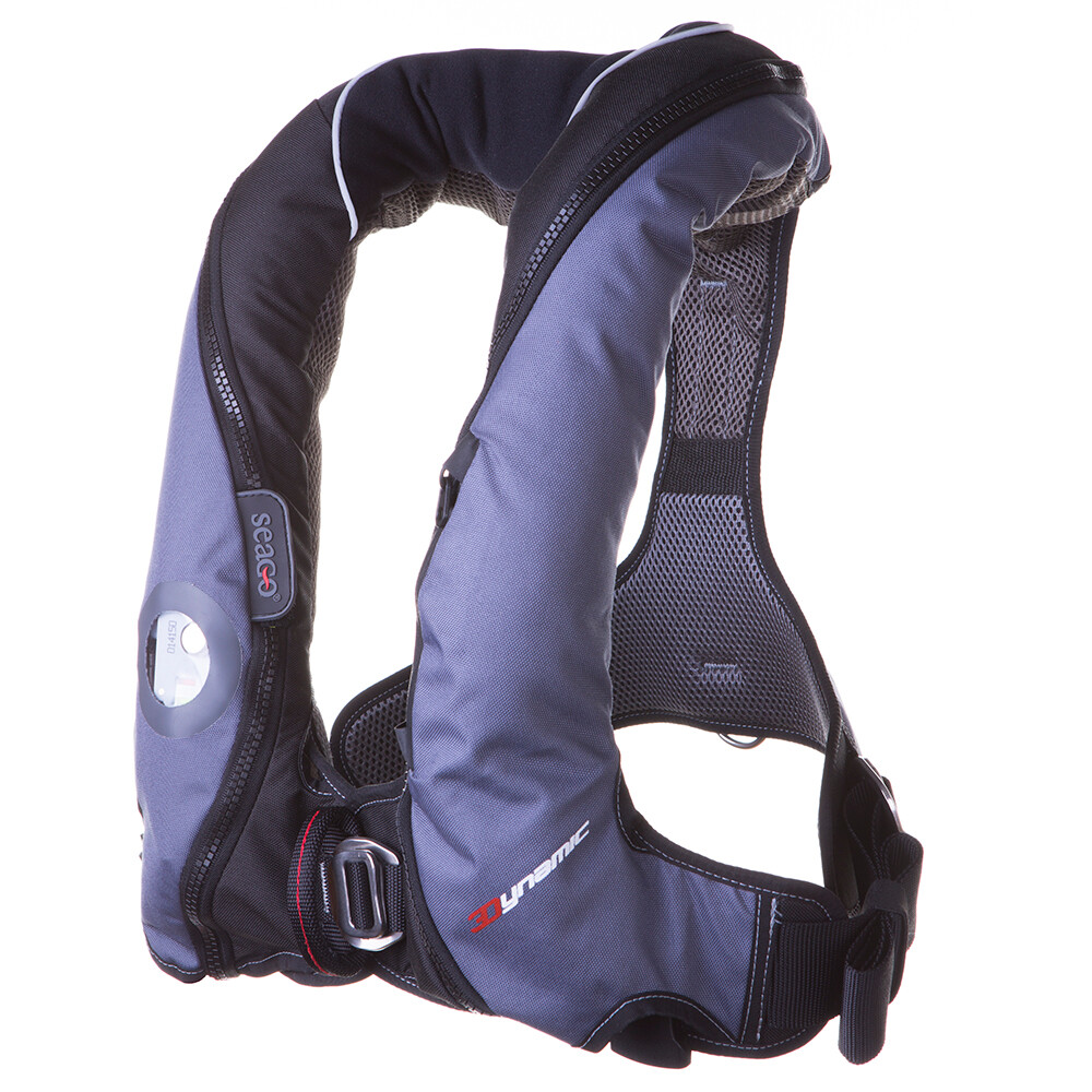 Dynamic 190N Life Jacket Auto/Harness