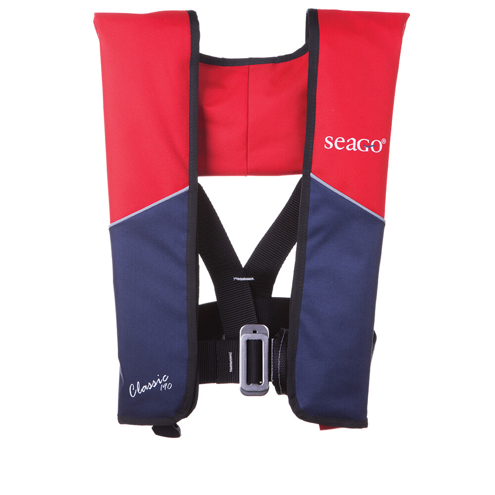 Classic 190N Lifejacket Automatic + Harness