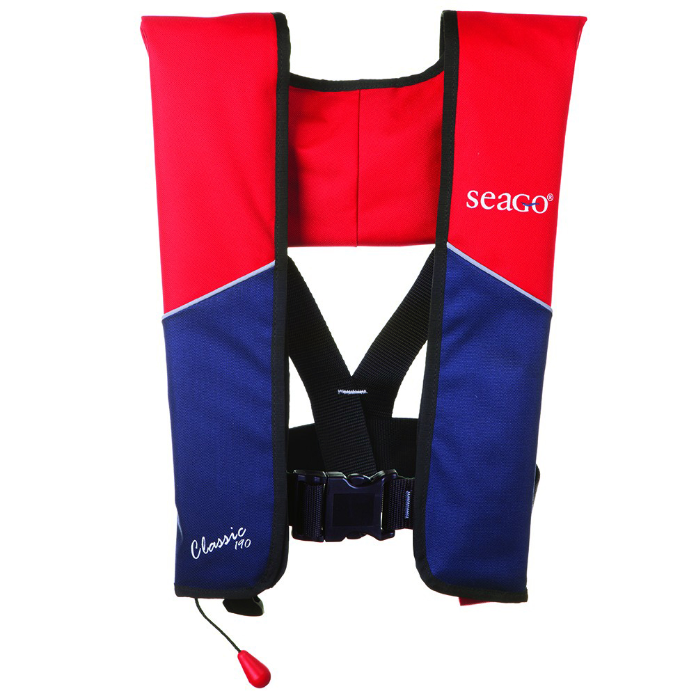 Classic 190 Lifejacket Manual