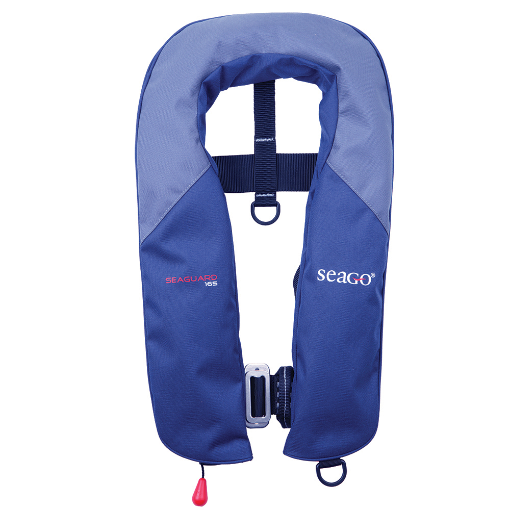 Seaguard 165N Lifejacket Automatic Harness Blue