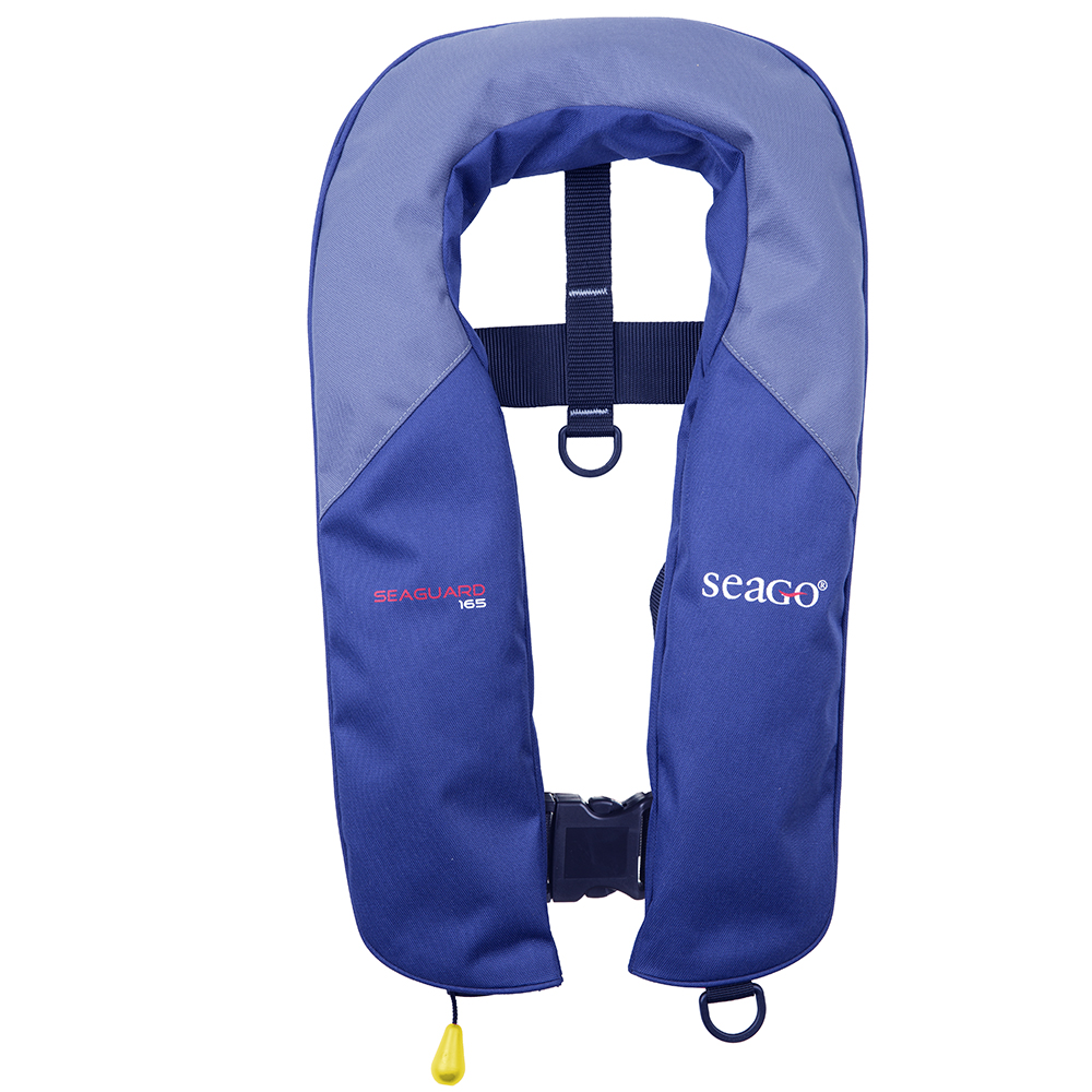 Seaguard 165 Lifejacket Manual Blue