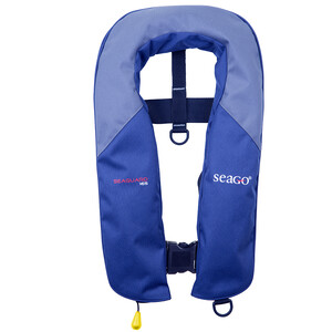 Seaguard 165 Lifejacket Manual Blue