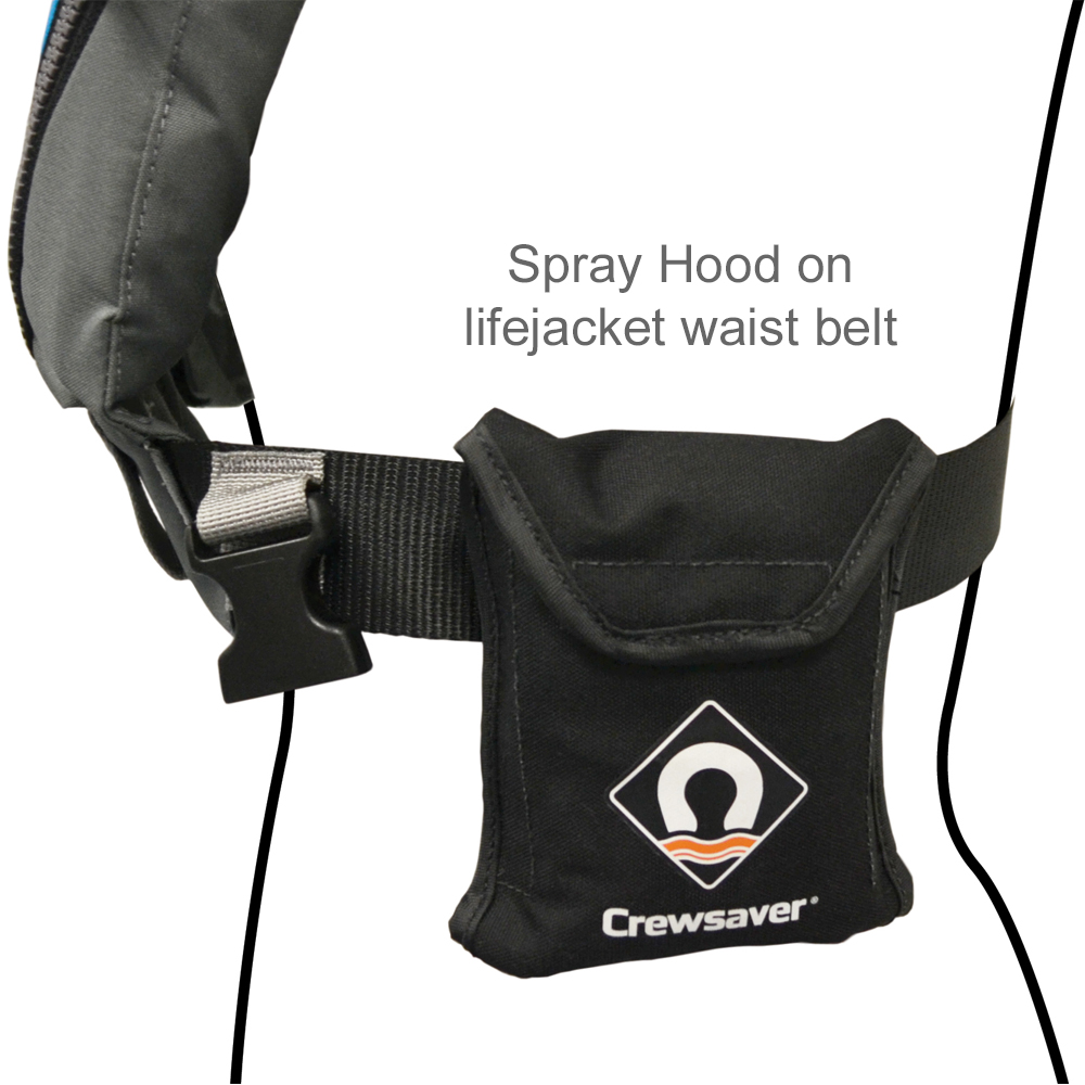 Sprayhood (Crewfit165N Sport & 150/275)