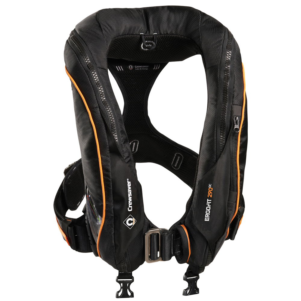 Ergofit 290N Ocean Lifejacket Auto/Harness