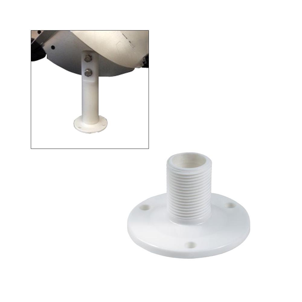 Flange Mount for Ball Radar Reflector