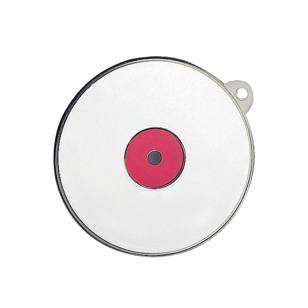 Mayday Signalling Mirror with Red Dot