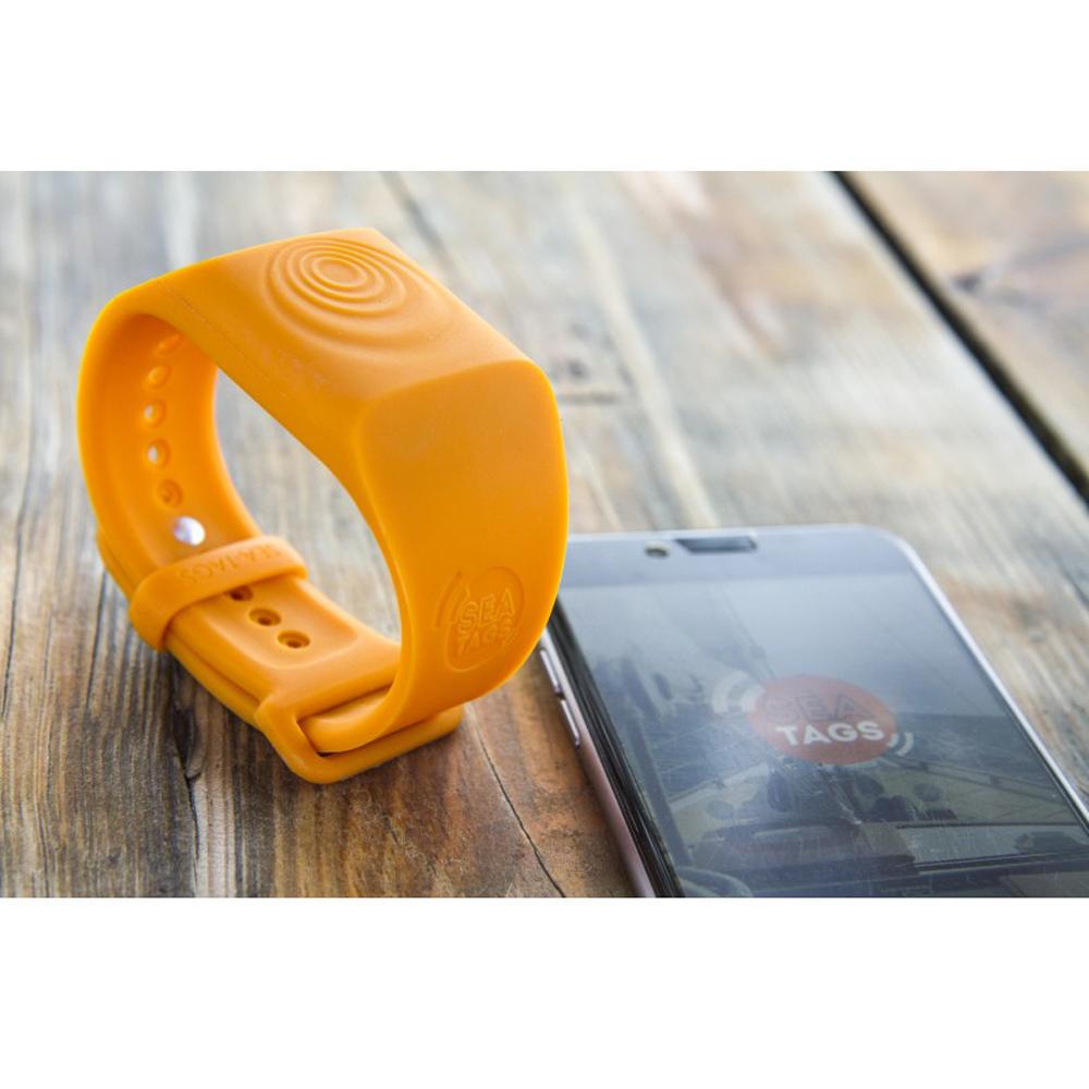 SEA TAGS Smart Wristband
