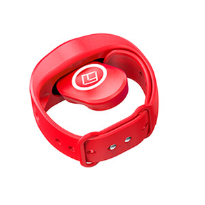 MOB+ Wristband Red
