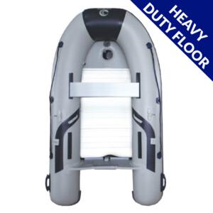 290 Inflatable Dinghy - Aluminium Floor