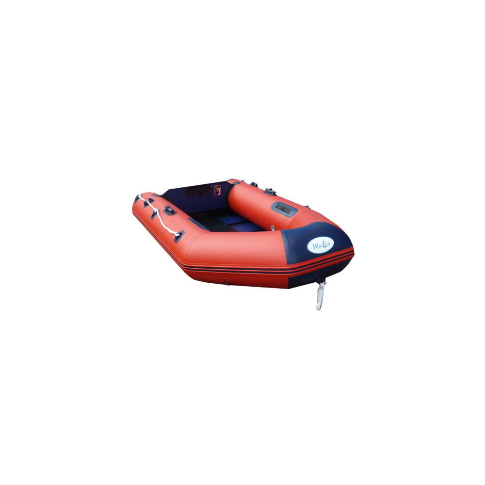 Ultra 2.50m Inflatable Dinghy Red