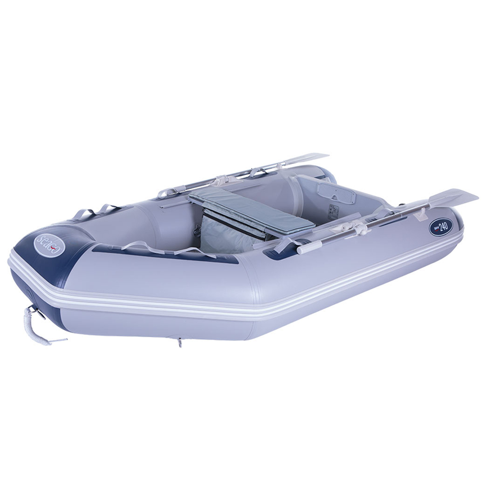 Spirit 240ADK Inflatable Dinghy - Air Deck