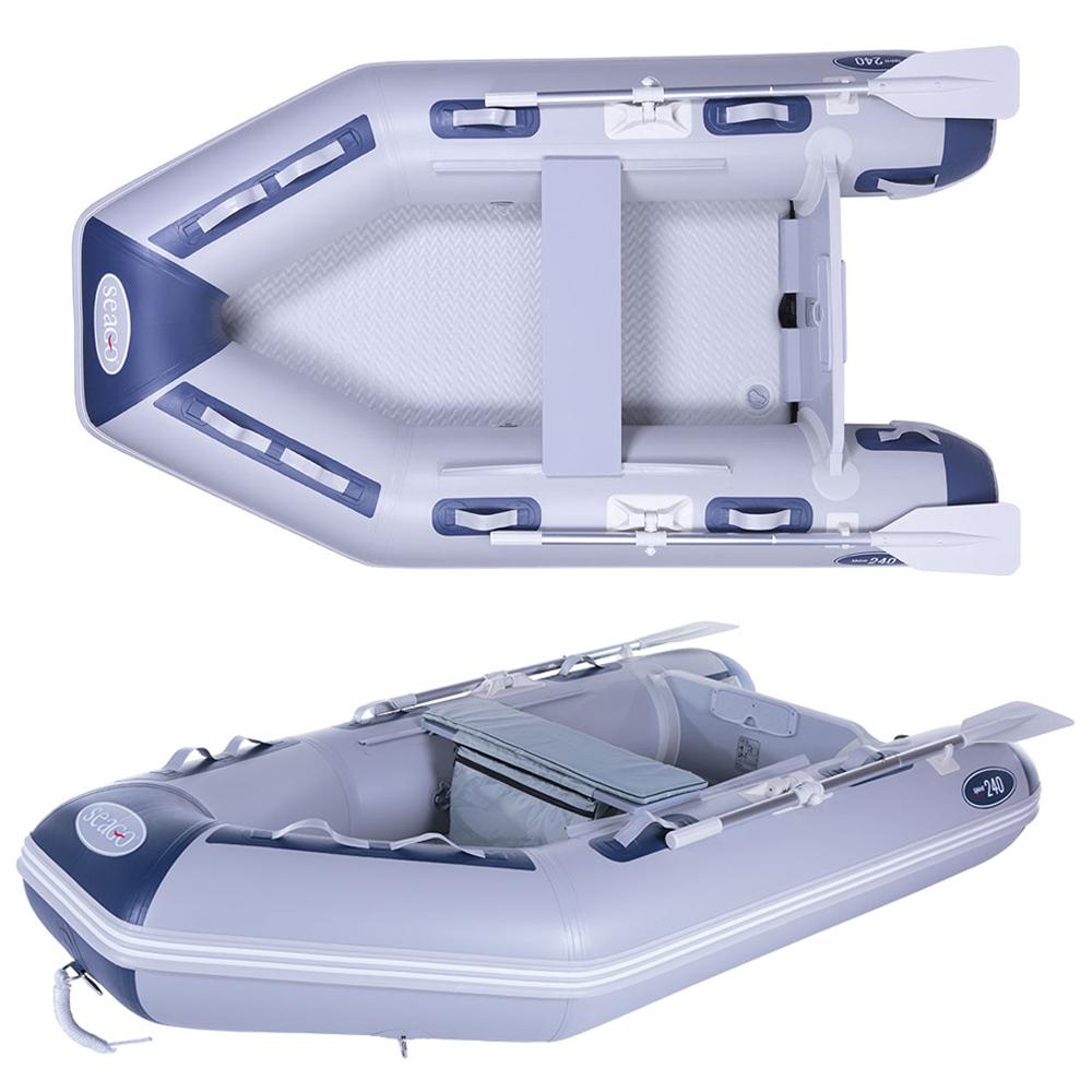 Spirit 240ADK Inflatable Dinghy - Air Deck