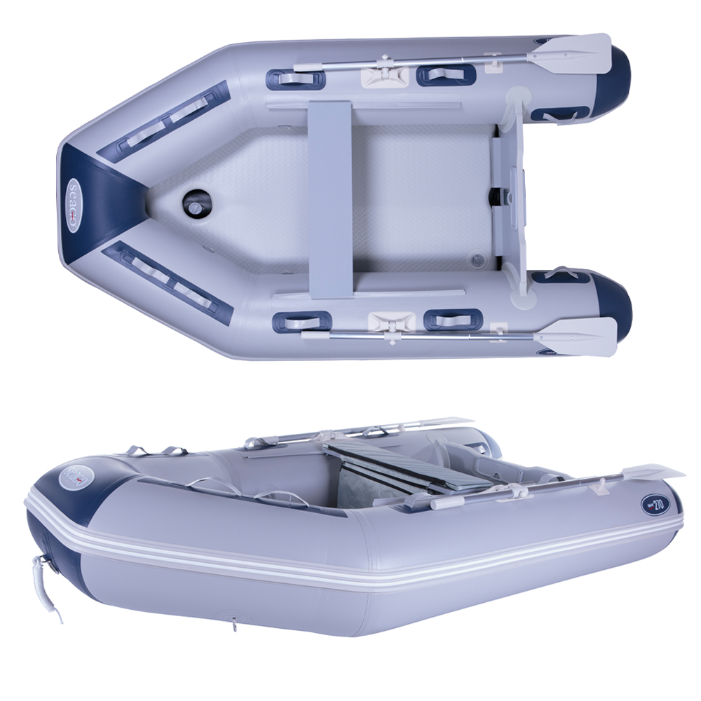 Spirit 270 Inflatable Dinghy - Air Deck