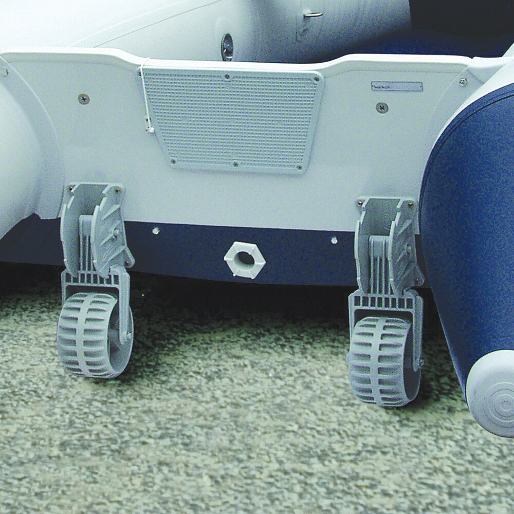 Dinghy Dolly Wheels