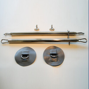 Adjustable Parking Arms Pair - Hypalon