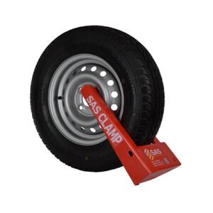 Heavy Duty One Piece Wheel Clamp