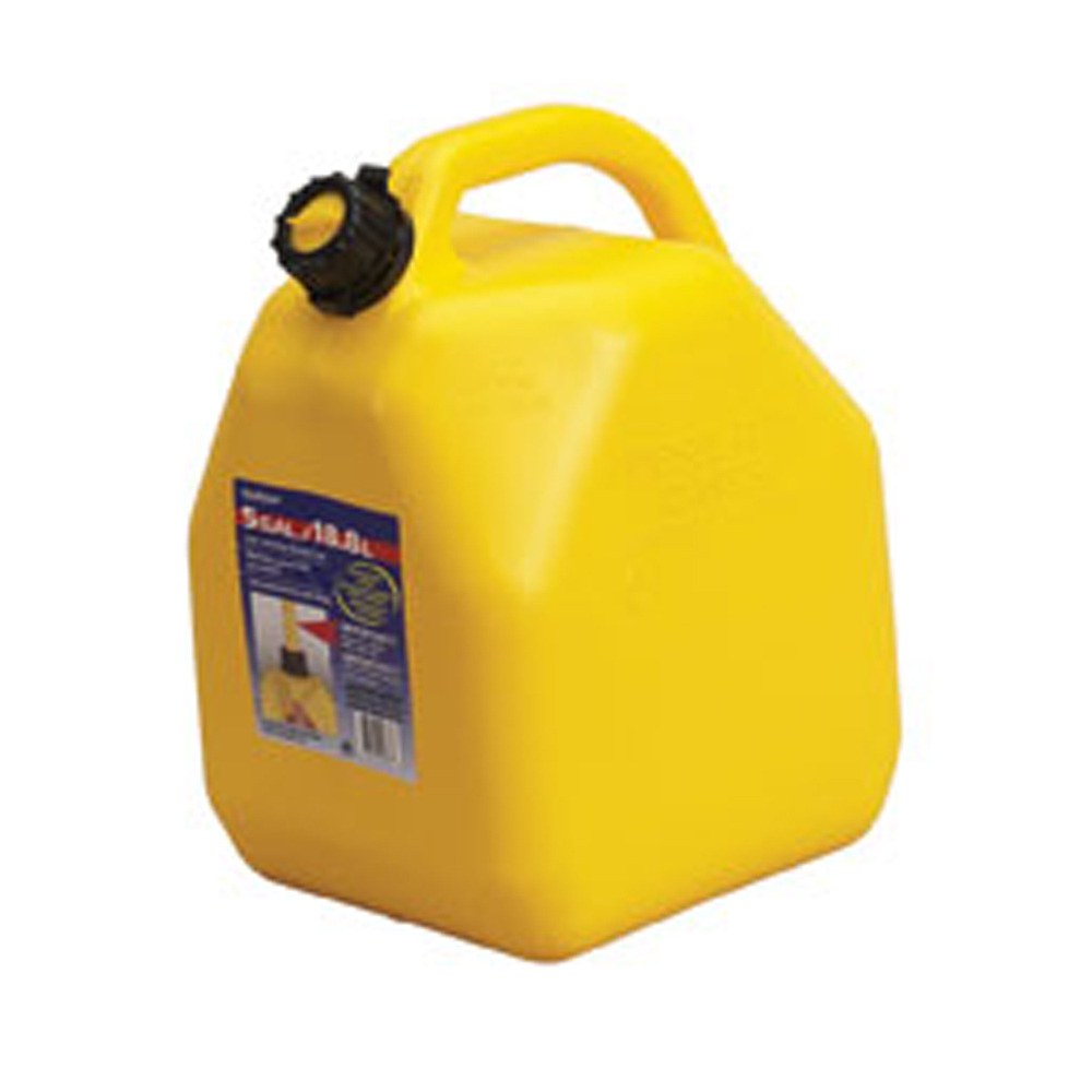 Dumpy Diesel Jerry Can 20 Litre (Yellow)