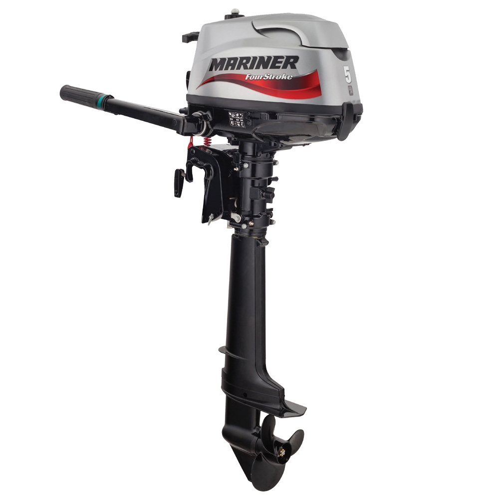 4-Stroke 5hp Sailmate Outboard Engine