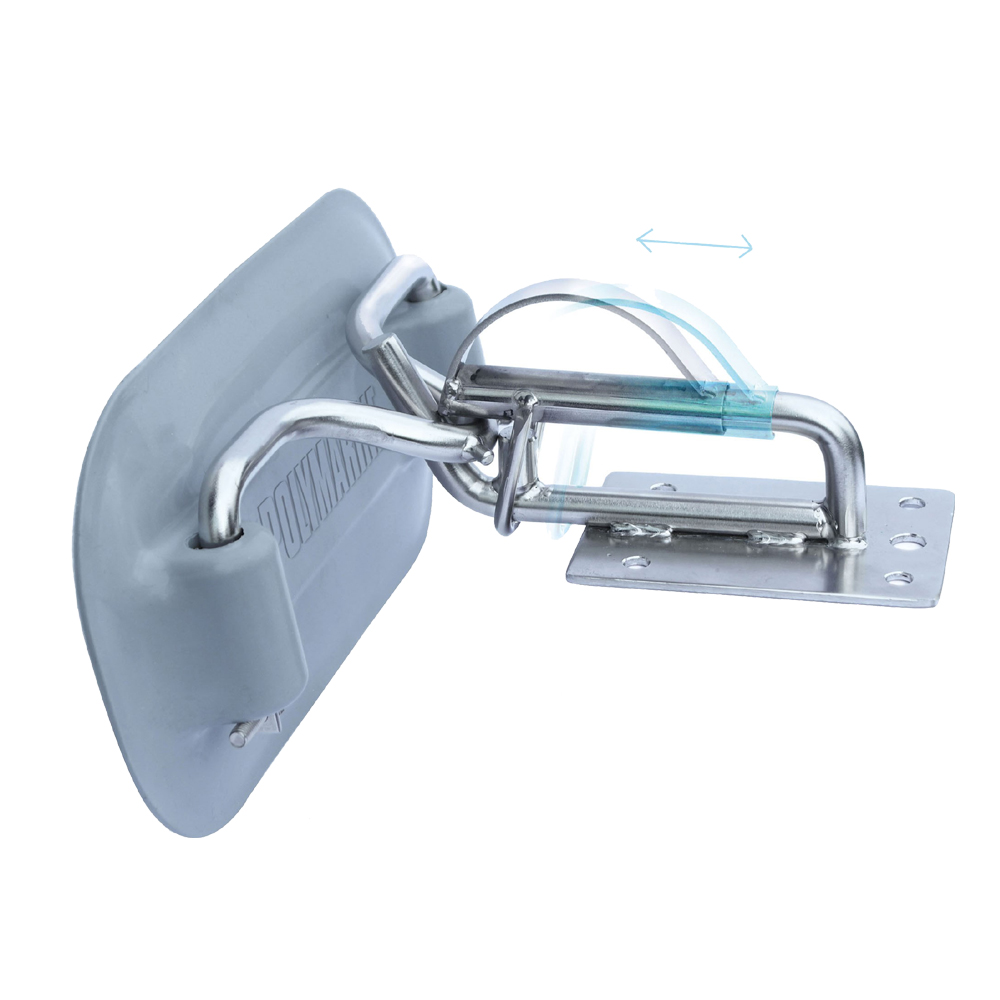 Insta-Lock Snap Davit Lift and Lock System