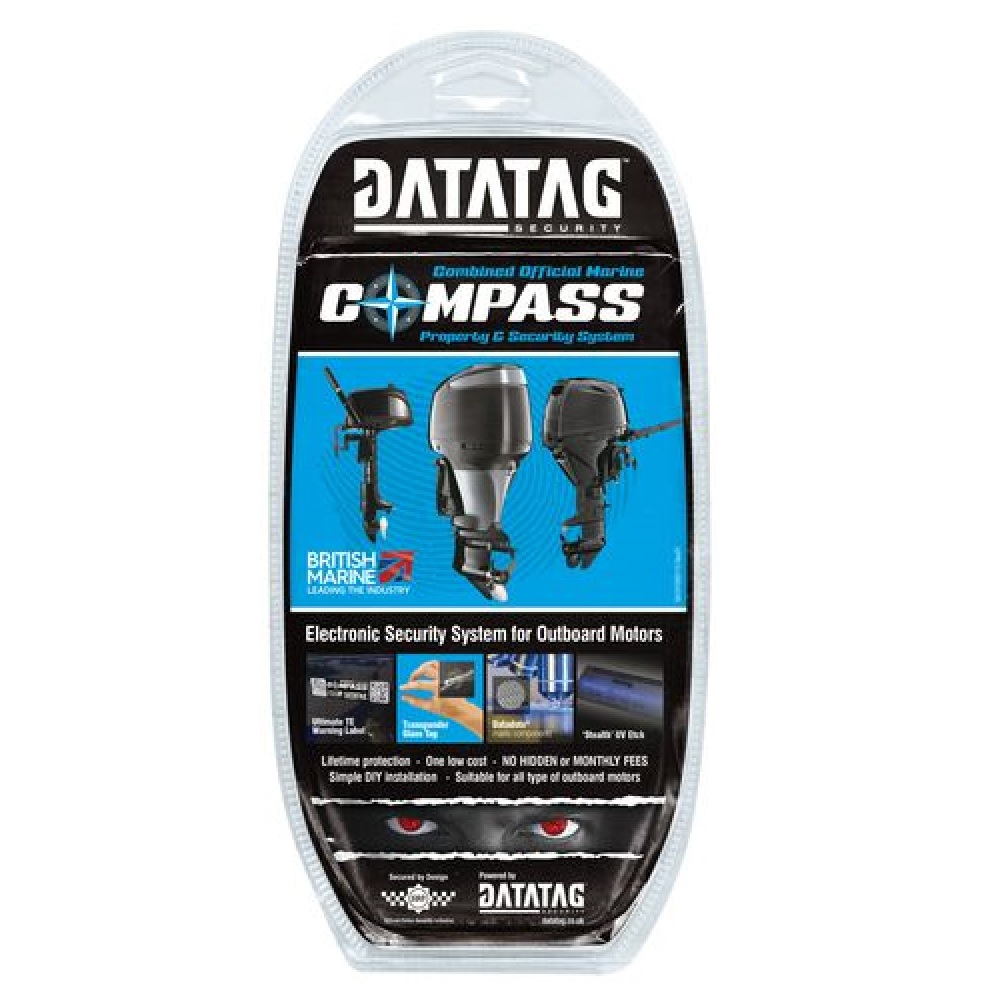 Datatag Outboard Security System