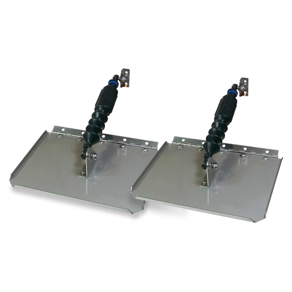 Stainless Steel 12x9 Plate - Actuator