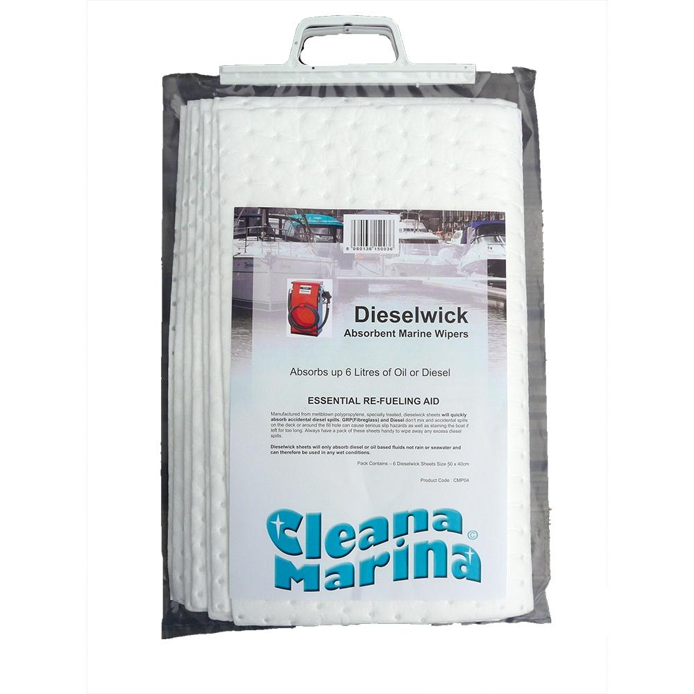 Dieselwick Sheets (6pk)