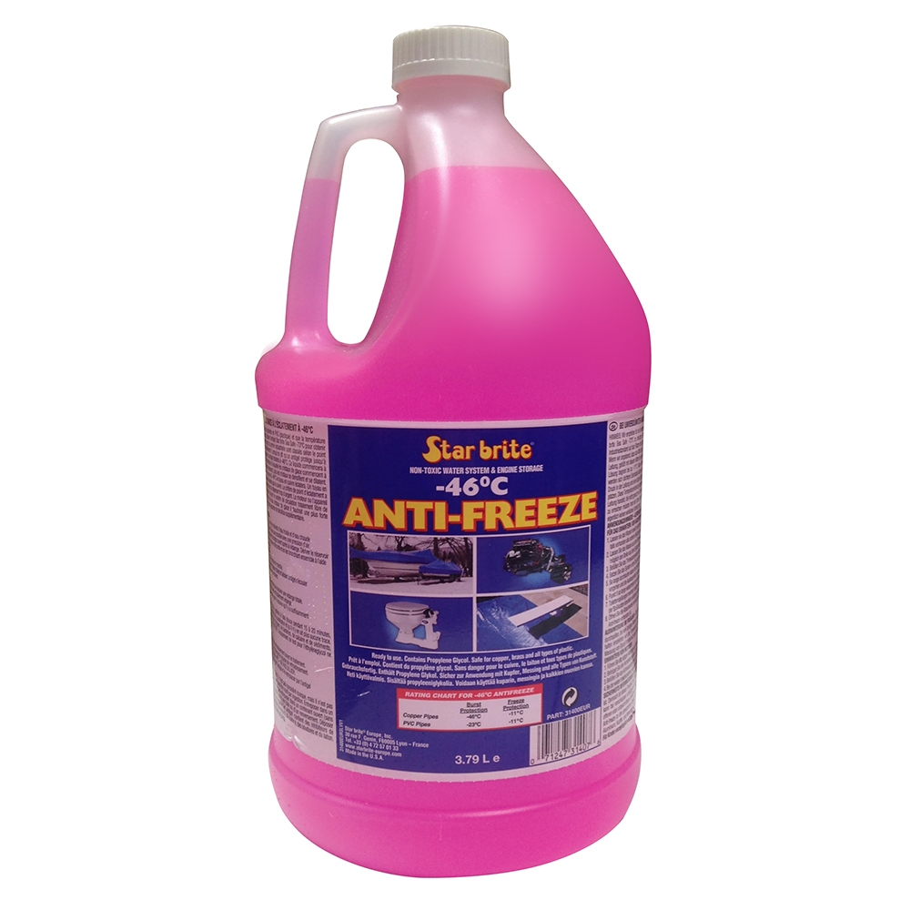 AntiFreeze 1 Gallon (Pink)