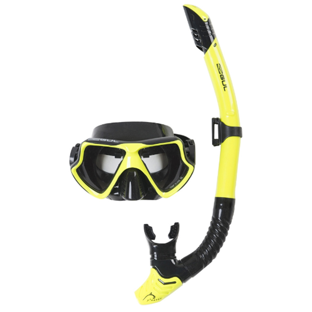 Adult Mask & Snorkel Set