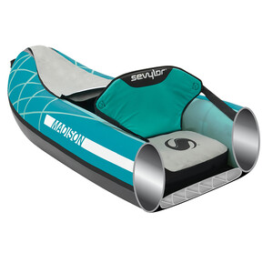 Madison Inflatable Canoe inc. Pump + 2 Paddles