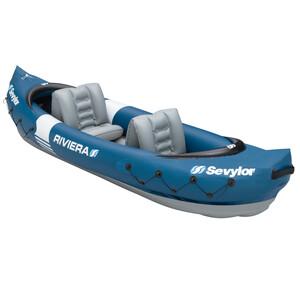 Riviera Inflatable Canoe inc. Paddle
