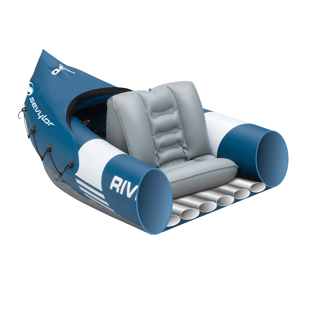 Riviera Inflatable Canoe inc. Paddle