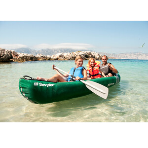 Adventure Plus Inflatable Canoe