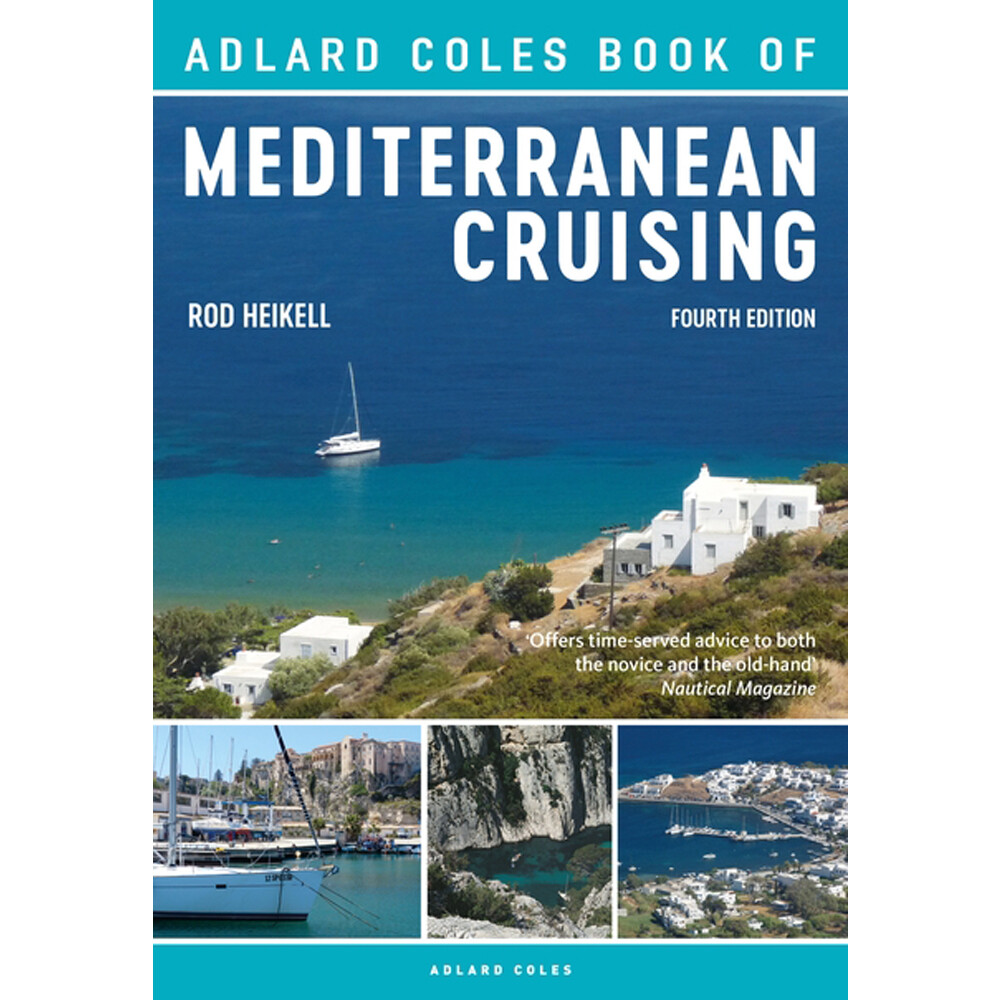 The  Book of Mediterranean Cruising