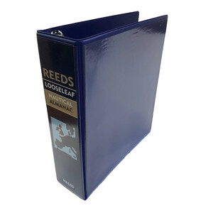 Looseleaf Almanac Replacement Binder