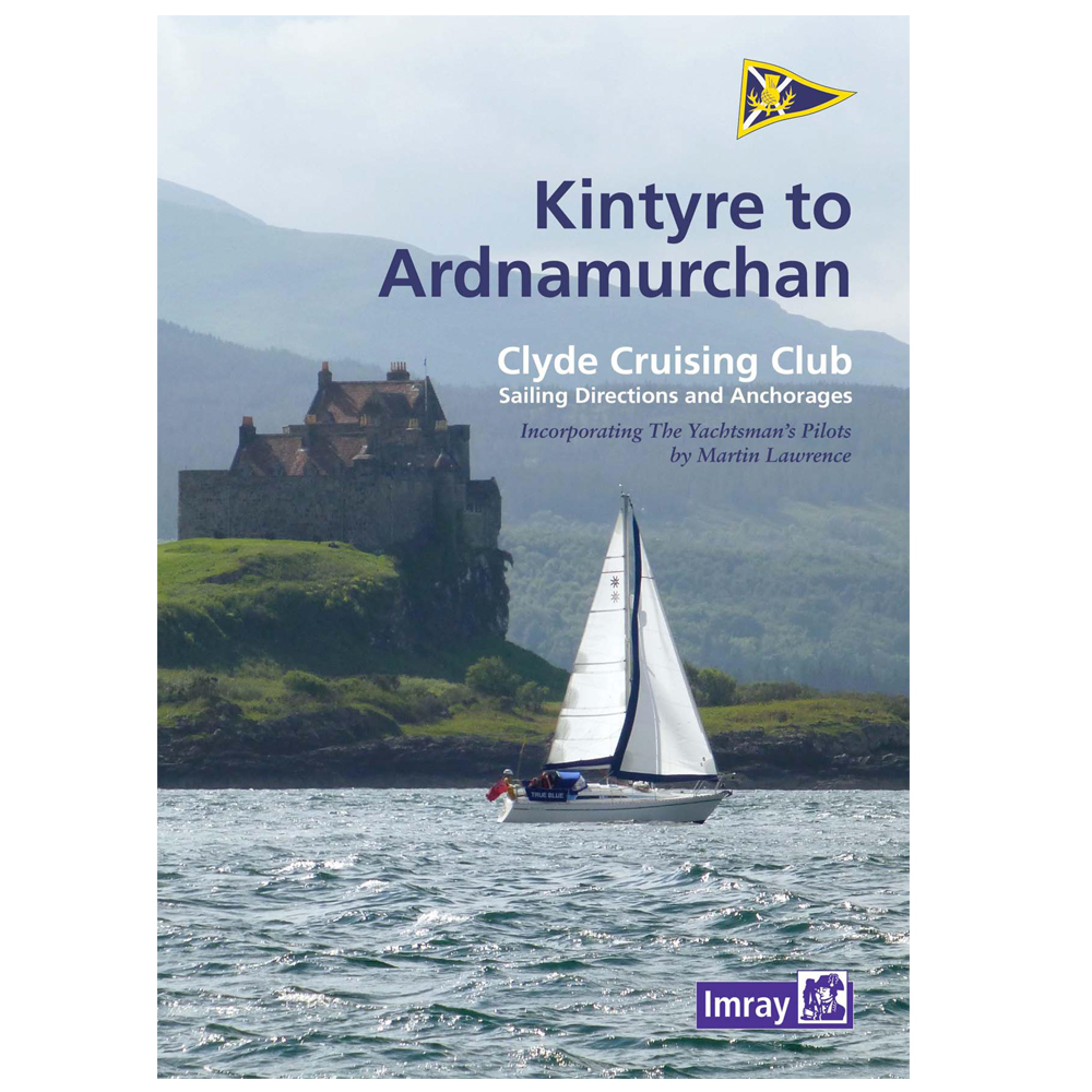 Clyde Cruising Club - Kintyre to Ardnamurchan