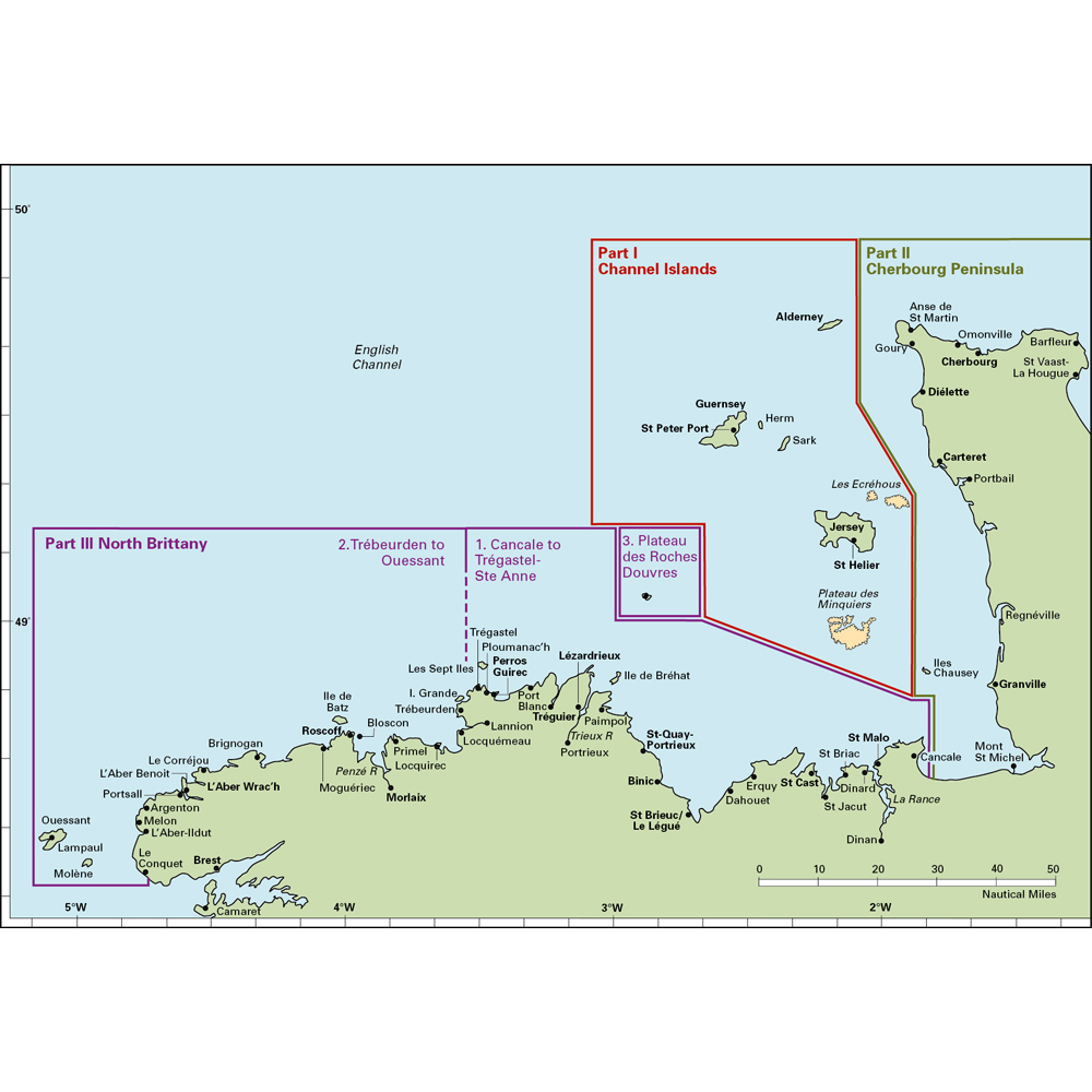 Channel Islands, Cherbourg Peninsula & North Brittany Pilot