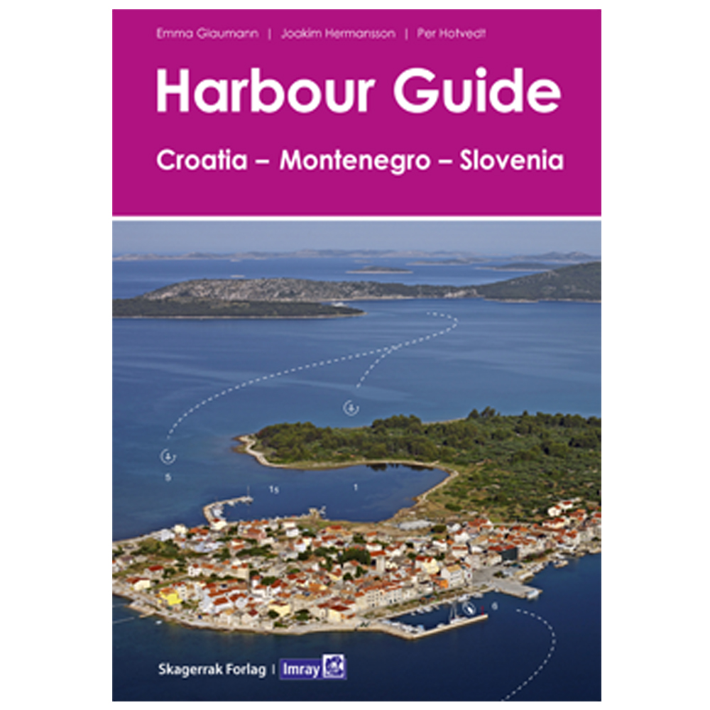 Harbour Guide Croatia, Montenegro and Slovenia