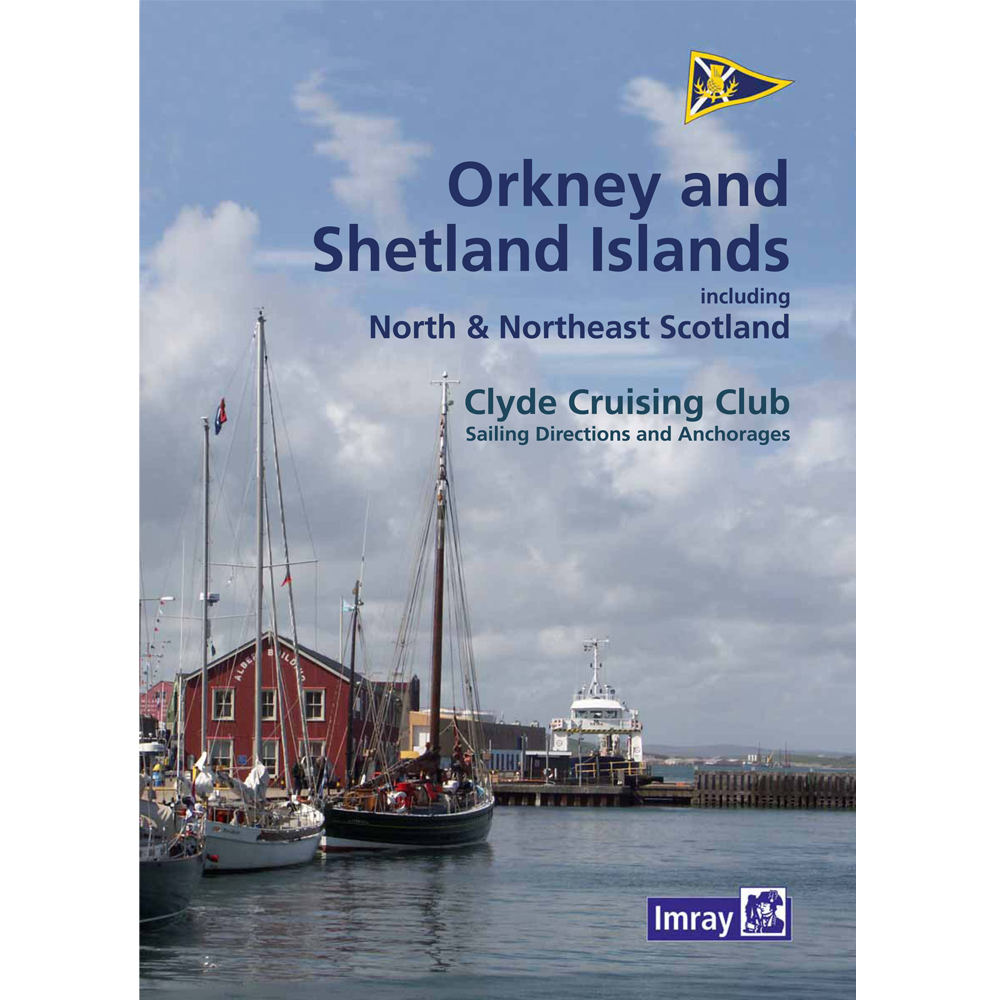 Clyde Cruising Club - Orkney and Shetland Islands