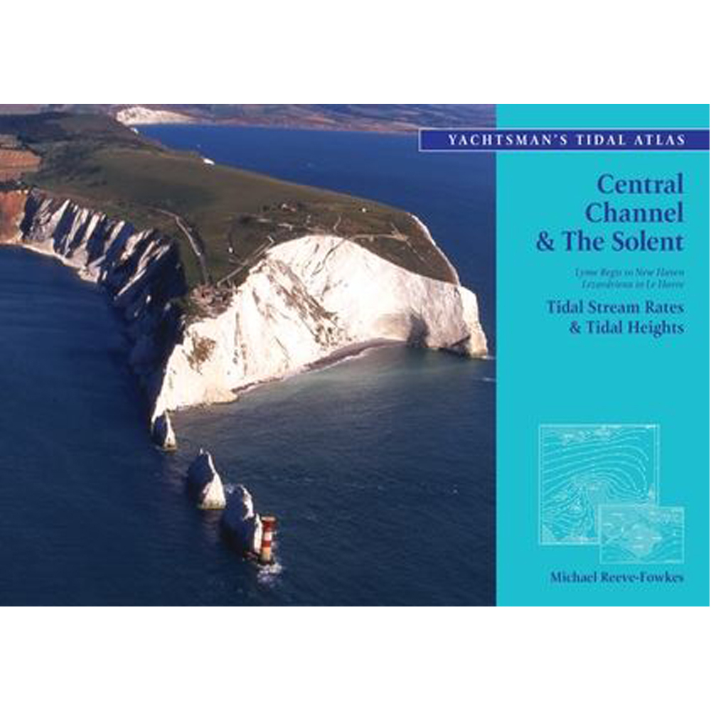 Yachtsman's Tidal Atlas - Central Channel & The Solent