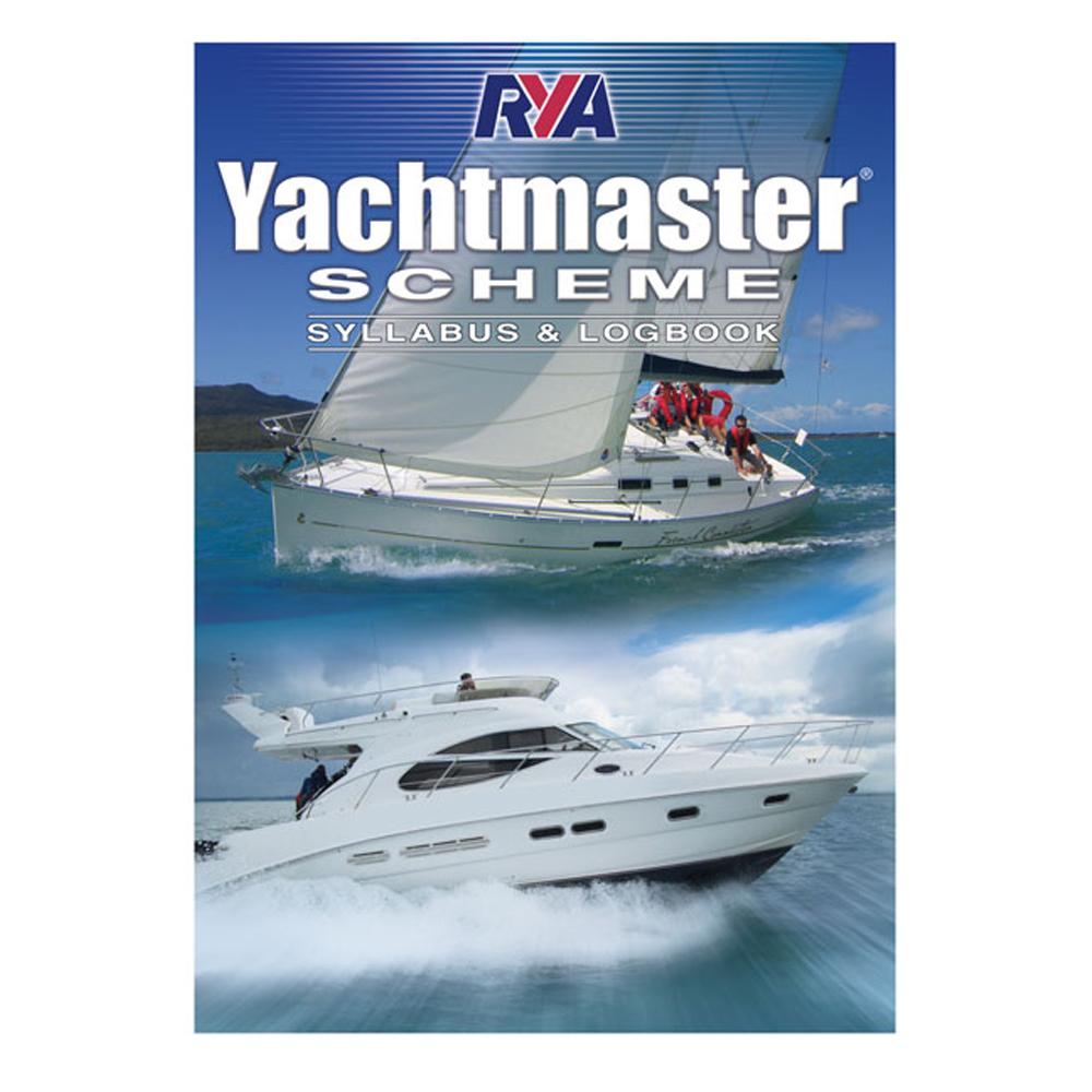 Yachtmaster Scheme - Syllabus & Logbook (G158)