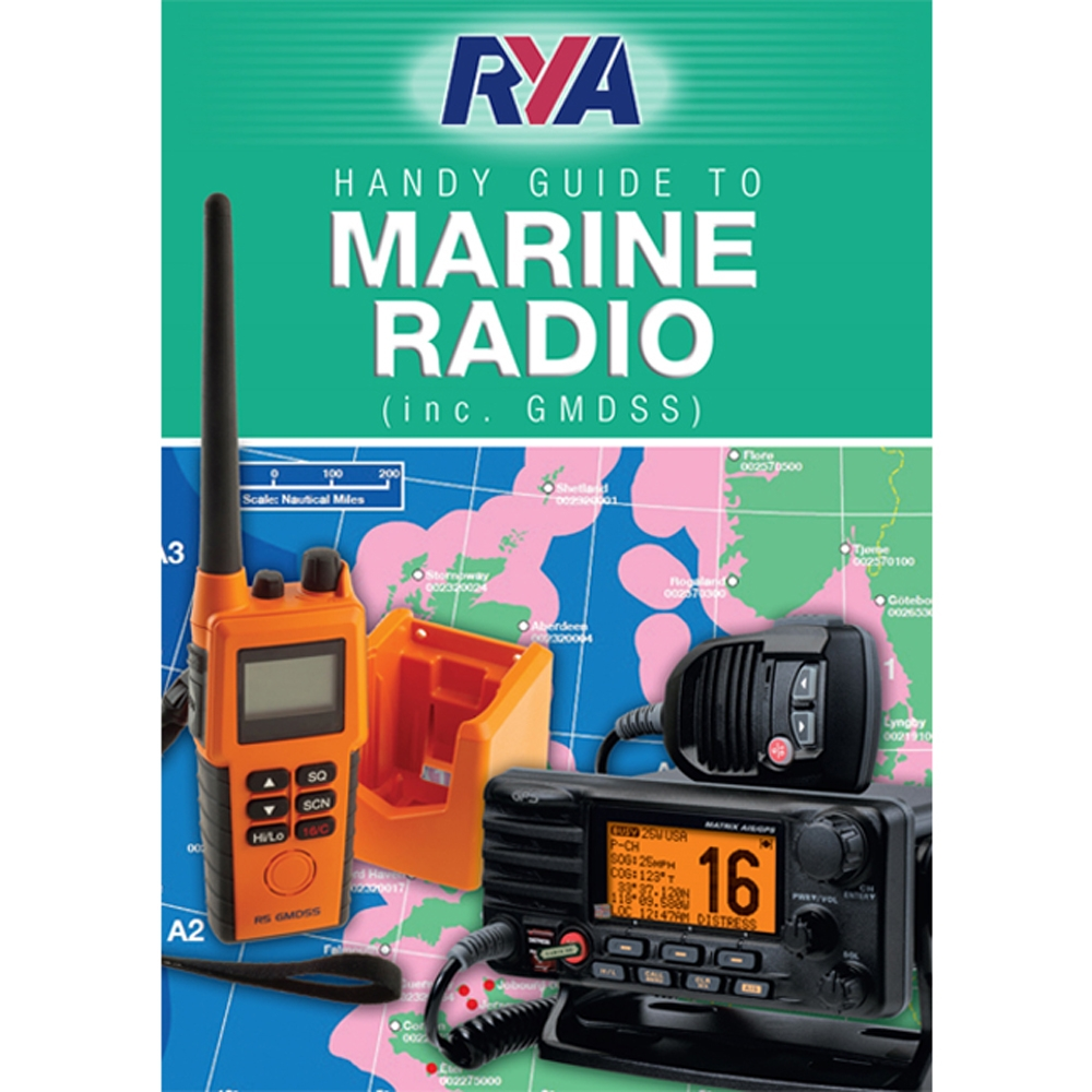 Handy Guide to Marine Radio inc GMDSS (G22)