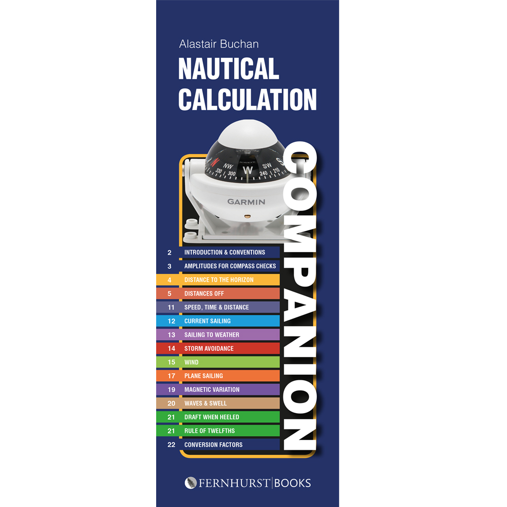 Nautical Calculation Companion